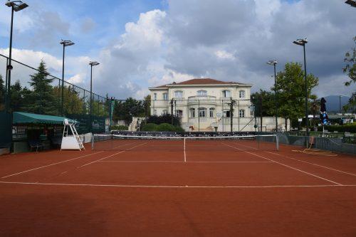 LES RAQUETTES TENNIS CLUB
